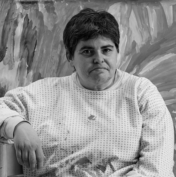 Künstler Isolde Bäuerle